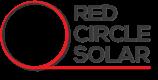 Red Circle Solar logo